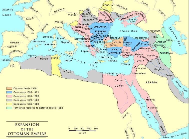 Скачать мод османская империя