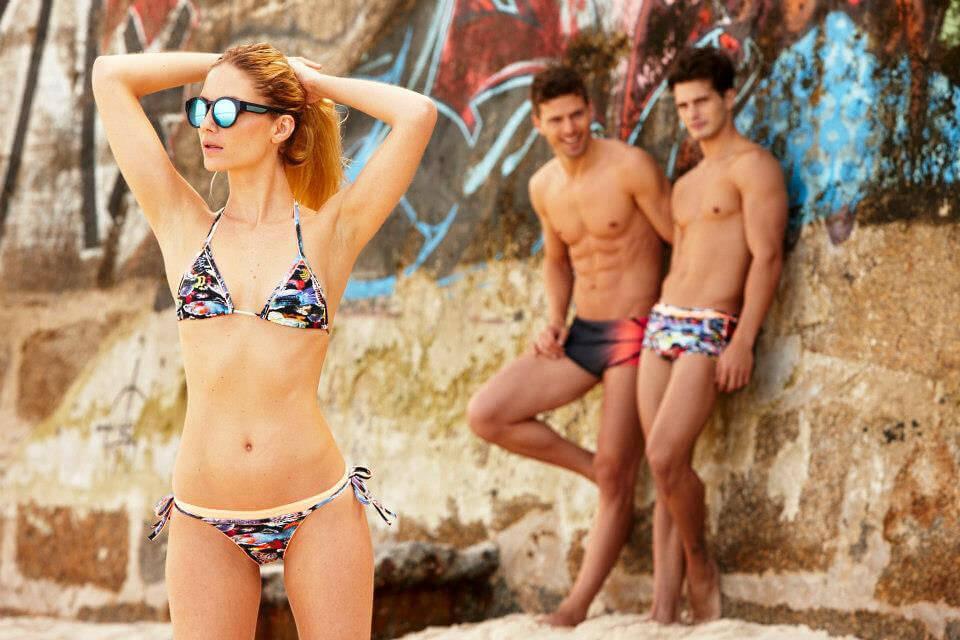 Cмотреть бразильские девушки на пляже