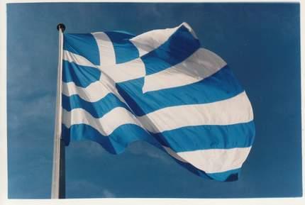 флаг на ветру